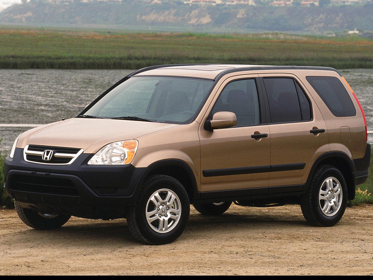 хонда срв 2003